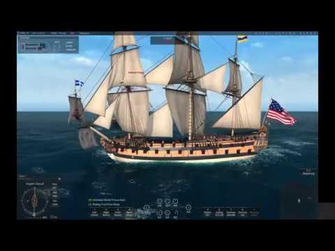 Naval Action: Admiralty Order: Ingermanland vs. St. Pavel