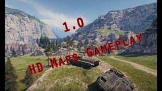 World of Tanks - 1.0 Gameplay HD