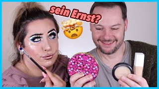 Mein Mann bestimmt mein Makeup | Jolina Mennen