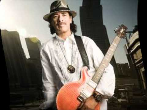 Carlos Santana - You Are My Kind ( Featuring Seal)
