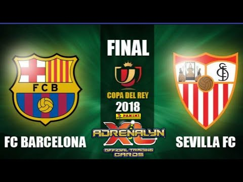 La FINAL de la COPA DEL REY BARCELONA vs SEVILLA | ADRENALYN XL 2018