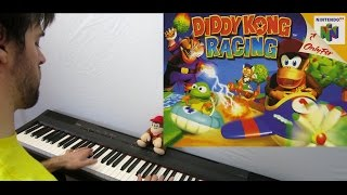 Diddy Kong Racing - Frosty Village (Piano Remix)