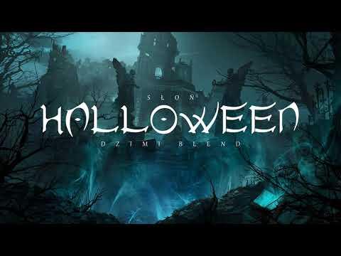 Słoń - Halloween (DZiMi Blend)