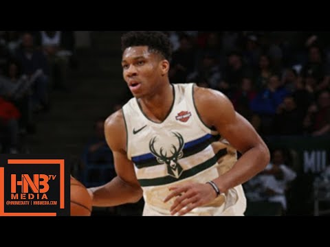 Milwaukee Bucks vs Philadelphia Sixers Full Game Highlights / Jan 29 / 2017-18 NBA Season