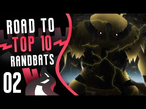 Pokemon Showdown Road to Top Ten: Pokemon Ultra Sun & Ultra Moon Random battles w/ PokeaimMD #2