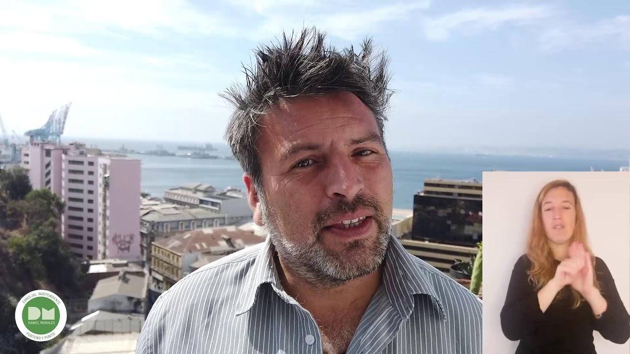 Soluciones para el Borde Costero y transición para el nuevo Terminal Portuario de Valparaíso