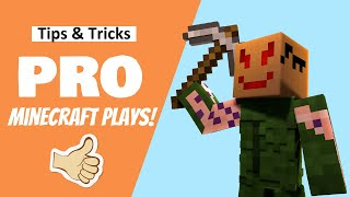 15 Tips and Tricks for Minecraft Pocket/Console edition!   Bedrock Minecraft Pro-guide