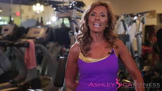 Ashley Sica Fitness - Krista's 12 Week Transformation Experience!