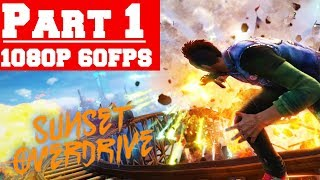 Sunset Overdrive - Gameplay Walkthrough Part 1 - Prologue - No Commentary (PC)