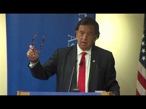 2018 Annual Meeting - Remarks by Gov. Bill Richardson