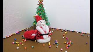 Santa claus | How to make a Christmas Santa claus at Home | DIY | Simple and Easy