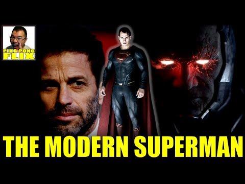 Zack Snyder's THE MODERN SUPERMAN