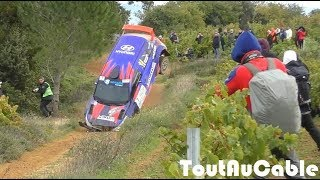 Rallye Terre du Vaucluse 2019 - Crash & Mistakes by ToutAuCable