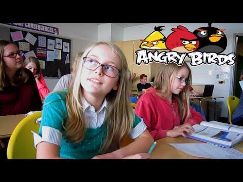 Angry Birds Theme Song A Cappella - Kinard...