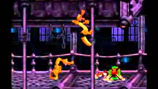 Donkey Kong Country 3- Krack-Shot Kroc