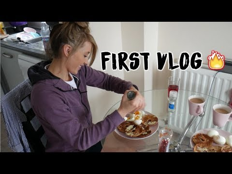 MY FIRST EVER VLOG!
