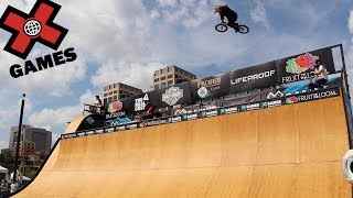 X GAMES 2017 DAY 2! PRACTICE AND BEHIND THE SCENES