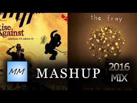 Rise Against & The Fray MASHUP - Savior/ Over My Head (Cable Car)
