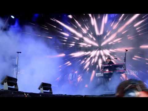Sunrise Avenue, 8.7.18 Ruisrock, Live, *Dreamer*