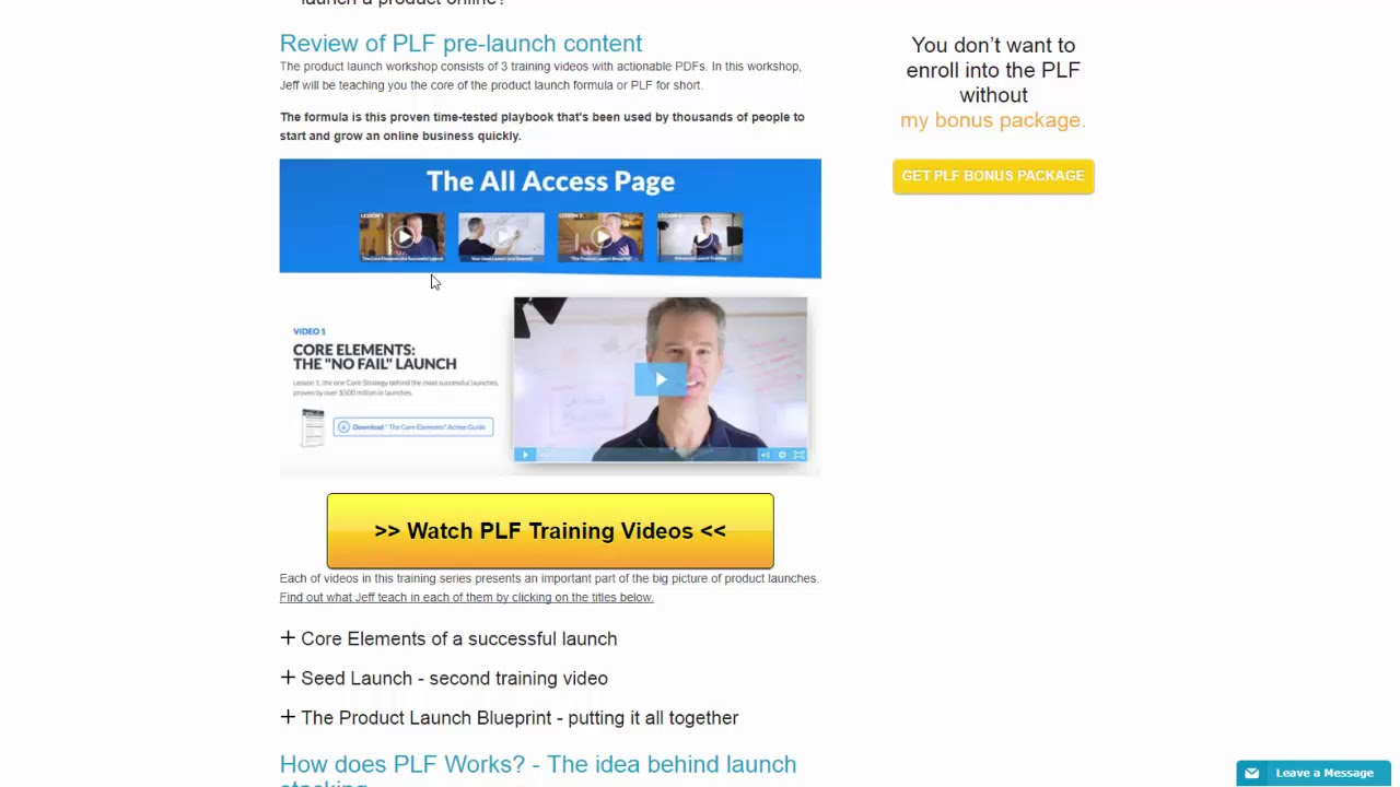 Use kyvio to build product launch formula plf funnels youtube use kyvio to build product launch formula plf funnels malvernweather Choice Image