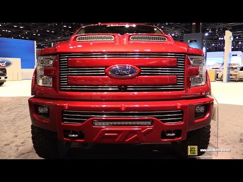 Beautiful 2015 Ford F150 FTX By Tuscany  Review And Start Up  Doovi