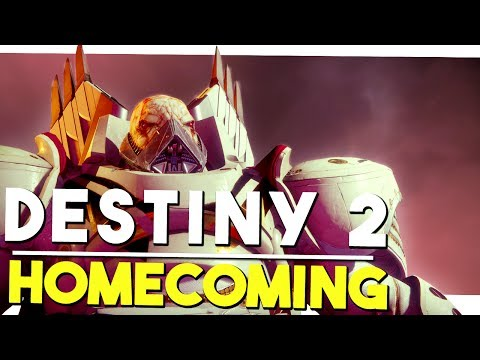 Homecoming, The Fallen City - Destiny 2 PS4 Beta