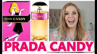 PRADA CANDY PERFUME REVIEW | Soki London