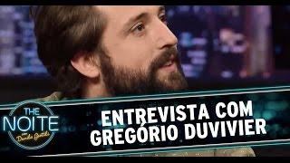 The Noite (16/12/14) - Entrevista com Gregório Duvivier, um dos fundadores do grupo Porta dos Fundos
