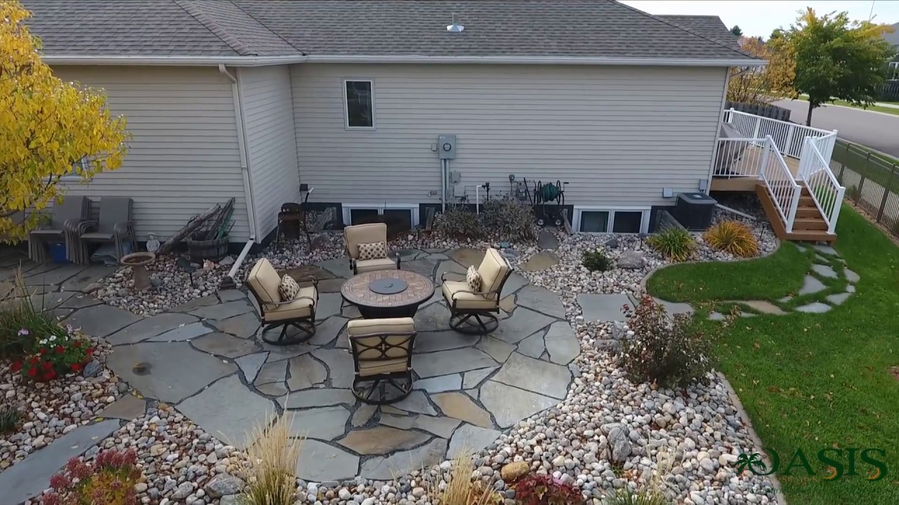 Oasis Landscapes   Landscaping In Fargo And Surrounding Area   Amazing Hardscape  Patio