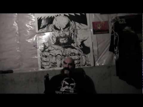 Ox Baker shoot interview teaser  No-kayfaben.com 2012 talking frank gotch and more