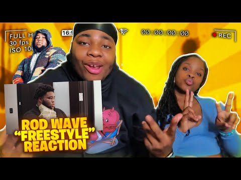 """Rod Wave """"Freestyle"""" official music video Reaction 🕊💚"""
