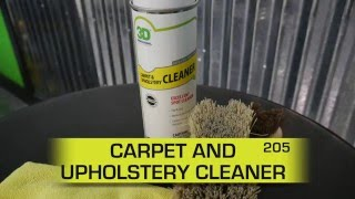 3D Products Carpet & Upholstery Cleaner