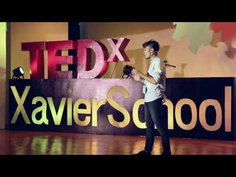 Art in a world without time for artists | Verlin Santos | TEDxXavierSchool