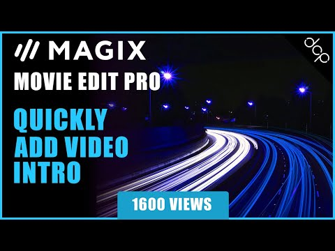 Movie Edit Pro Video Intro