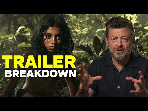 Andy Serkis Breaks Down the First Mowgli