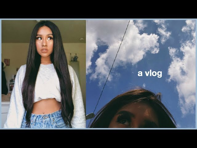 how i crop/tuck in my sweaters without cutting them | vlog
