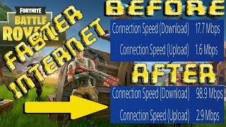 How to get Faster Internet on PS4 - Actual working method! (Also Fixes NAT Type Issues)