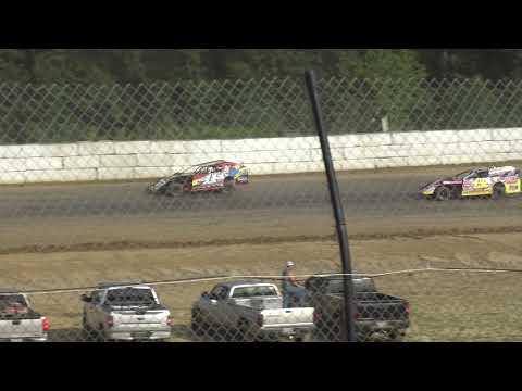 Moler Raceway Park   8/25/19   Sport Mods   Heat 1