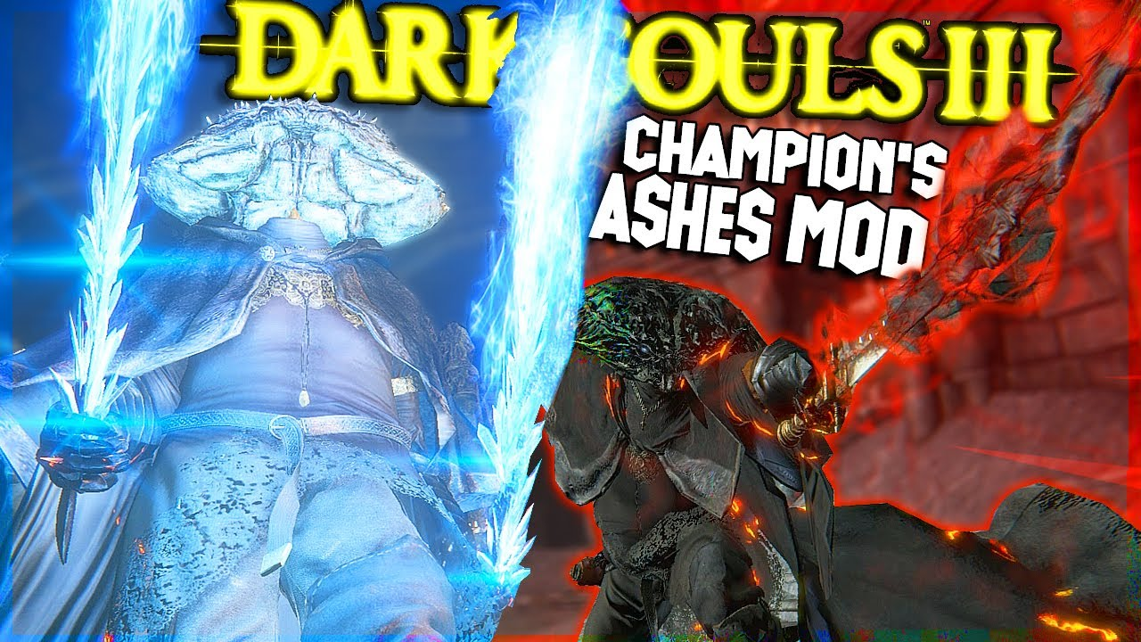 Download DEX Weapons In This Mod Are Actually Pretty CRAZY! - DS3 Champion's Ashes Mod Part 8