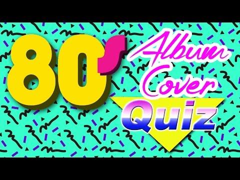 80's Album Cover Quiz!