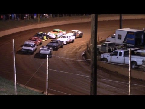Winder Barrow Speedway Stock Four Cylinders 7/9/16