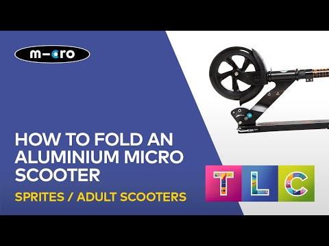 Micro Scooter de adulto Black - Image
