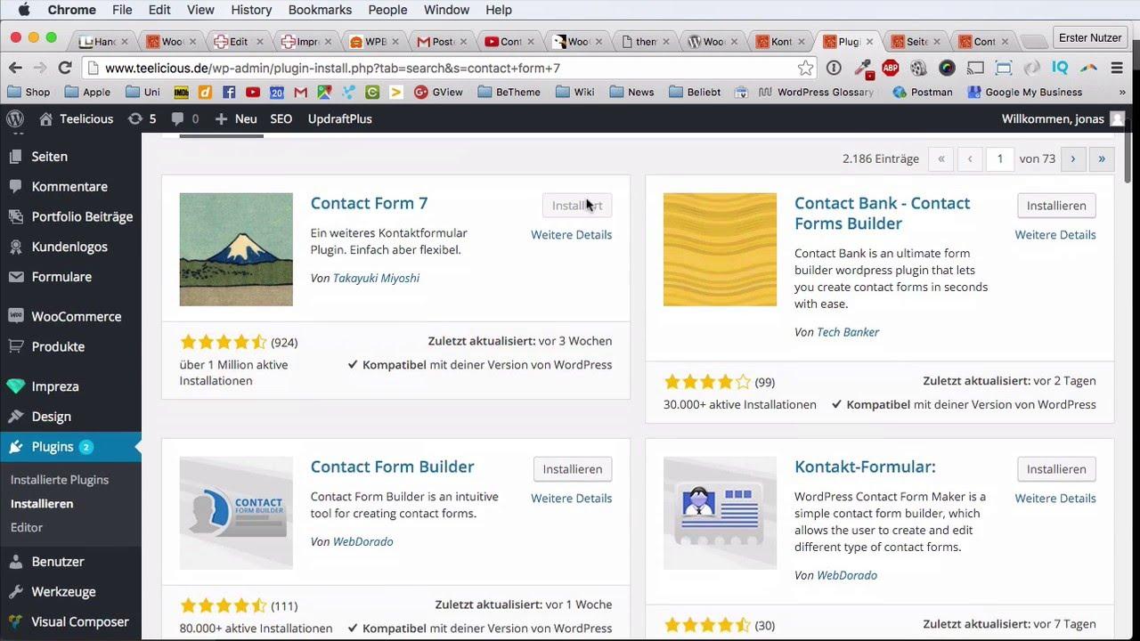 Niedlich Wordpress Kontaktseitenvorlage Zeitgenössisch - Entry Level ...
