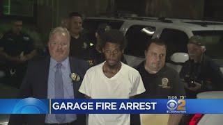 Arrest Made In Kings Plaza Garage Fire