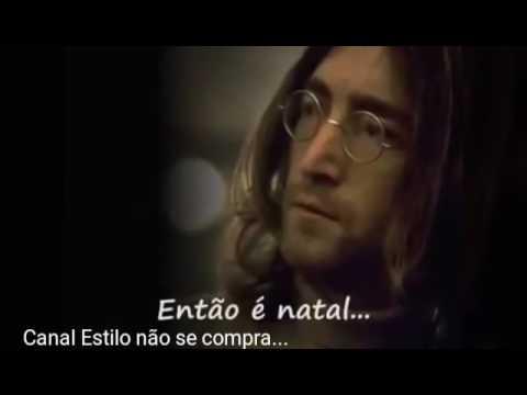 Então é Natal - John Lennon