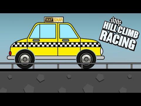 Fake Taxi | Hill climb racing