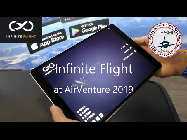 InfiniteFlight flight simulation app
