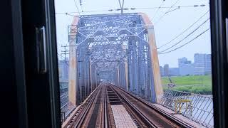 京成電鉄 京成本線 国府台駅~上野駅
