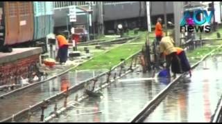 Heavy rain suspends railways in Trivandrum