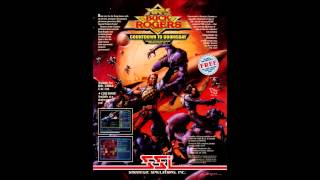 Buck Rogers: Countdown to Doomsday Music- Space Travel